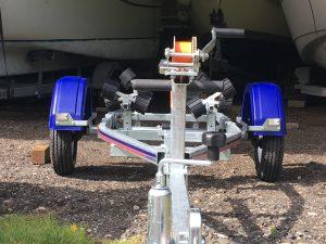 Roller trailer